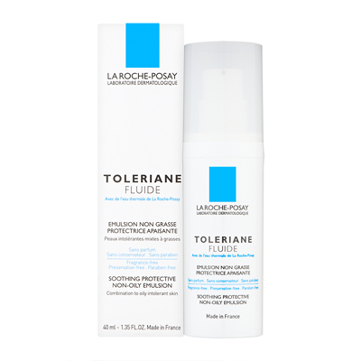 la roche posay toleriane fluid 40ml feelunique. Black Bedroom Furniture Sets. Home Design Ideas