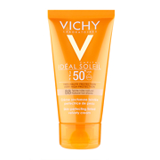 Vichy Ideal Soleil Face BB Tinted Velvety Cream SPF50 50ml