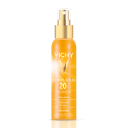 Vichy Capital Soleil Suncare Oil SPF20 125ml