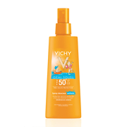 Vichy Ideal Soleil Children's SPF50 Face & Body Lotion Spray 200ml