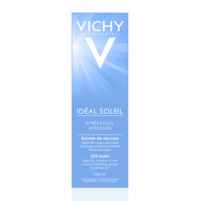 Vichy Ideal Soleil Body After Sun SOS Balm 100ml