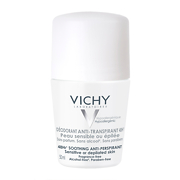 Vichy Deodorant 48 Hour Soothing Anti-Perspirant For Sensitive Skin 50ml