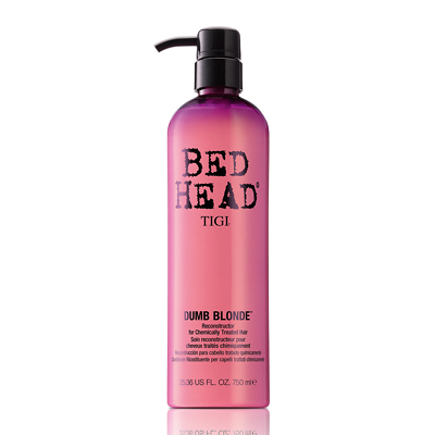 TIGI Bed Head Dumb Blonde Reconstructor for Chemically Treated Hair 750ml