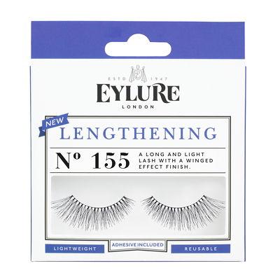 Eylure Strip Eyelashes Lengthening No. 155