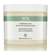 REN Guérande Salt Exfoliating Body Balm 330ml