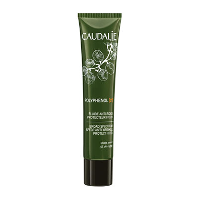 Caudalie Polyphenol C15 Anti-Wrinkle Protect Fluid SPF 20 40ml