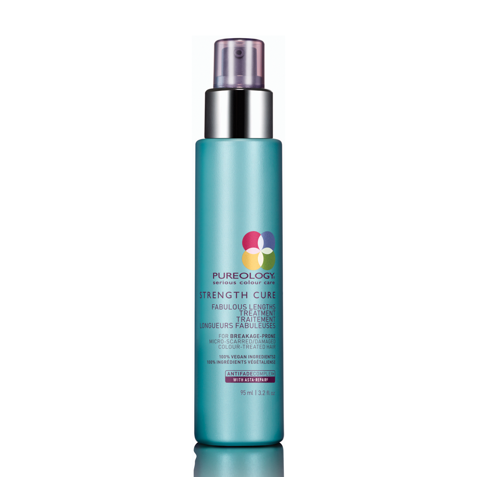 Pureology Strength Cure Fabulous Lengths 95ml - Feelunique