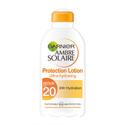 Garnier Ambre Solaire Protection Lotion with Vitamin C SPF20 200ml
