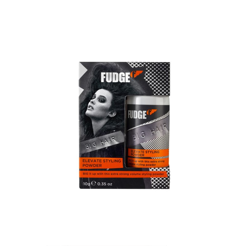 Hair Style Powder : ... Styling Volumisers & Thickeners Fudge Big Hair Elevate Styling Powder