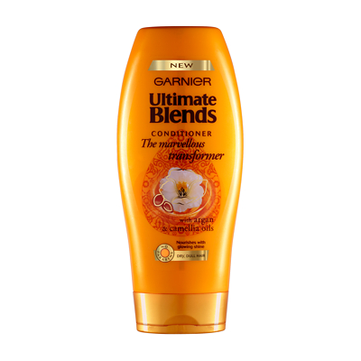 Garnier Ultimate Blends Marvellous Transformer Conditioner 400ml