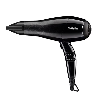BaByliss 6421BDU Diamond Hair Dryer, Black