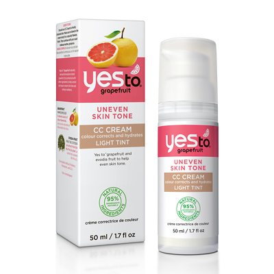 Yes To Grapefruit CC Cream 50ml