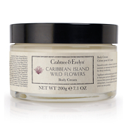Crabtree & Evelyn Caribbean Island Wild Flowers Body Cream 200g