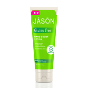 JASON Gluten Free Hand and Body Lotion 227g