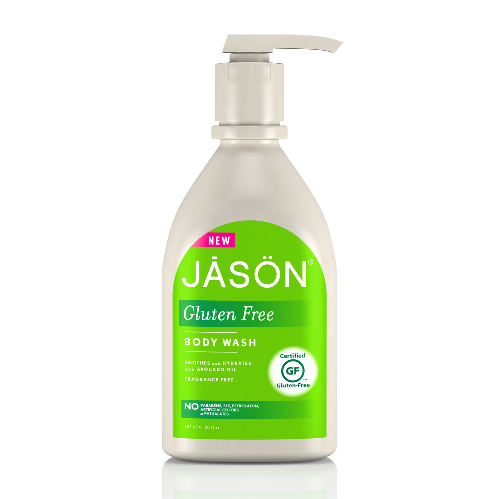 Ila Body Wash Jason Gluten Free Body Wash