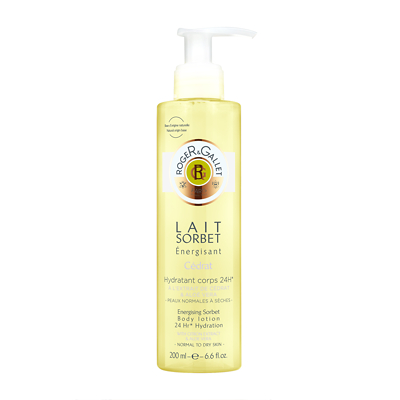 Roger & Gallet Citron Energising Sorbet Body Lotion 200ml