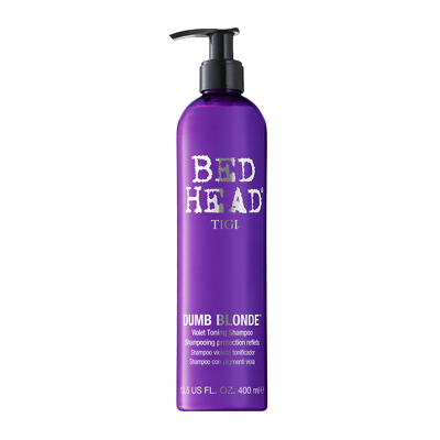 TIGI Bed Head Dumb Blonde Toning Shampoo 400ml