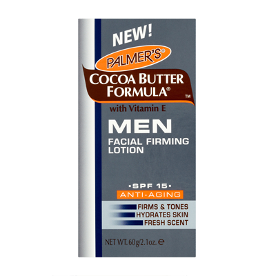 Palmer's Cocoa Butter Formula Men Anti-Aging Facial Firming Lotion SPF 15 60g