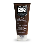 ManCave Grooming Cedar ShowerGel 200ml