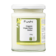 Fushi Organic Virgin Unrefined Shea Butter 250g