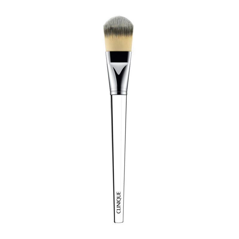 how to clean clinique foundation brush