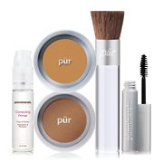 Pür Minerals Start Now! 5-Piece Beauty-to-Go Collection - Tan