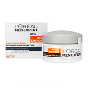 L'Oreal Paris Men Expert Hydra Energetic Daily Moisturiser 50ml
