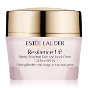 Estée Lauder Resilience Lift Firming/Sculpting Face and Neck Creme Oil-Free SPF 15 50ml