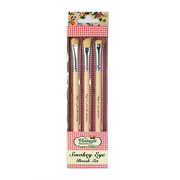 The Vintage Cosmetic Company Smokey Eye Brush Set