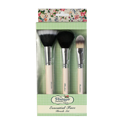 The Vintage Cosmetic Company Essential Brush Set