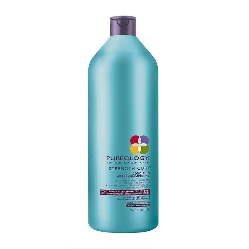 Pureology Strength Cure Conditioner 1000ml - Feelunique