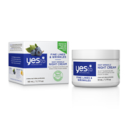 Yes To Blueberries Deep Wrinkle Night Cream 50ml