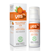 Yes To Carrots Daily Facial Moisturiser SPF 15 50ml