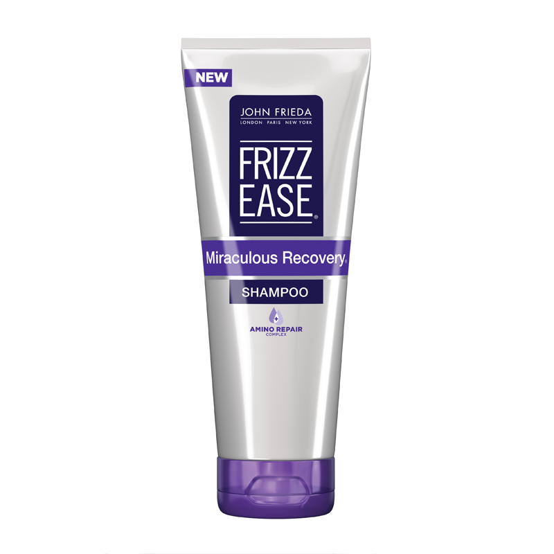 john frieda frizz ease miraculous recovery shampoo 250ml. Black Bedroom Furniture Sets. Home Design Ideas