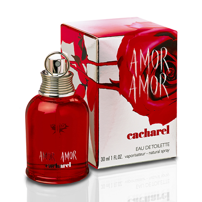 Cacharel Amor Amor Eau De Toilette Spray 30ml