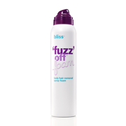 bliss 'fuzz' off foam 162ml