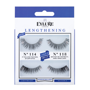 Eylure Strip Eyelashes Lengthening Love It Try It 114/118