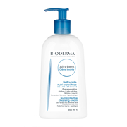 BIODERMA Atoderm Nutri-Protective Cleansing Cream 500ml