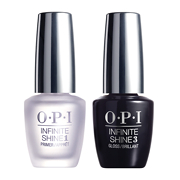 OPI Infinite Shine Primer Base Coat & Shine Gloss Top Coat Duo 15ml