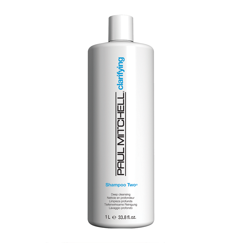 Paul Mitchell Clarifying Shampoo Two® Deep Cleansing 1000ml,PAUL MITCHELL,