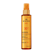NUXE SUN Huile Bronzante Haute Protection Tanning Oil High Protection SPF 30 150ml