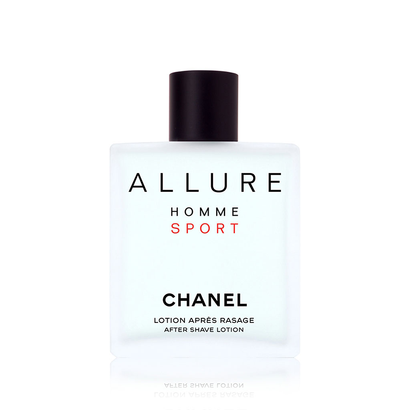 chanel allure homme sport after shave lotion 100ml. Black Bedroom Furniture Sets. Home Design Ideas