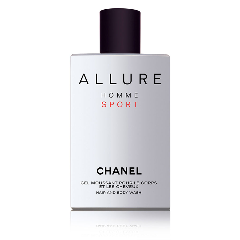 chanel allure homme sport shower gel 200ml feelunique. Black Bedroom Furniture Sets. Home Design Ideas