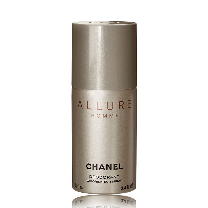 chanel allure homme deodorant spray 100ml feelunique. Black Bedroom Furniture Sets. Home Design Ideas