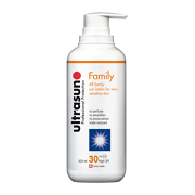 Ultrasun Super Sensitive High SPF 30 Family Formula 400ml