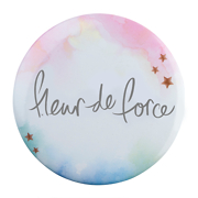 Fleur De Force Compact Mirror - feelunique.com Exclusive