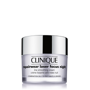 Clinique Repairwear Laser Focus Night Line Smoothing Cream 50ml - Combination Oily to Oily Skin
