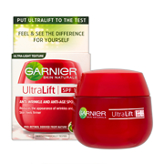 Garnier UltraLift Anti-Wrinkle Firming Day Cream SPF15 50ml