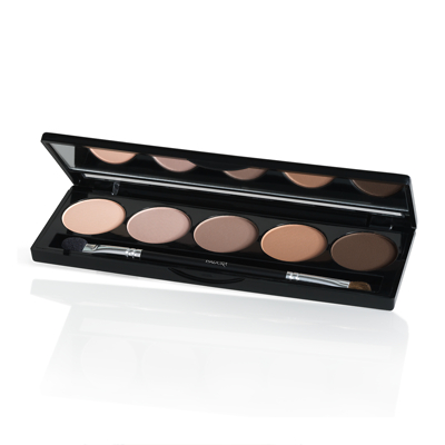 IsaDora Eye Shadow Palette - Matte Chocolates 7.5g