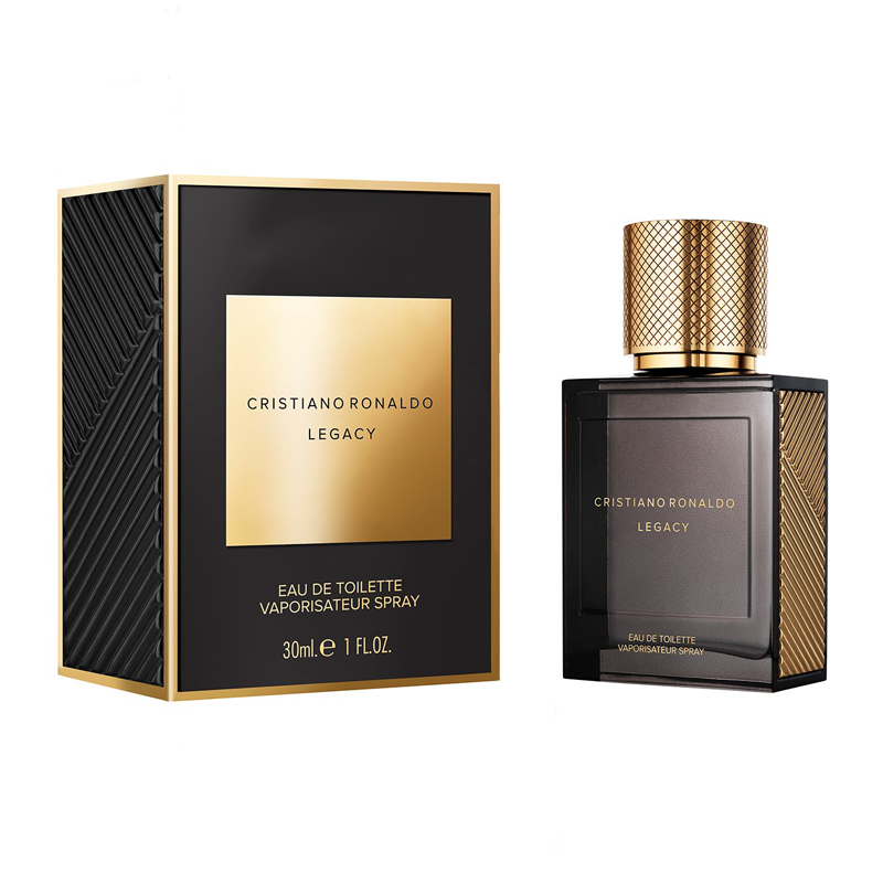 cristiano ronaldo legacy eau de toilette 30ml feelunique. Black Bedroom Furniture Sets. Home Design Ideas